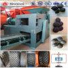 Steenkool/Charcoal/Briquette die de Lijn van de Pers maken Line/Ball