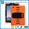 Caisse molle de tablette de mode avec le stand, cas antichoc pour Samsung Tab3 7  P3200