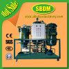Petróleo usado destilación física pura de Kxz Vacum que recicla la máquina