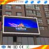 Tarjeta Super-Light ultrafina de la muestra LED de la visualización de LED de la publicidad al aire libre para el campo de alquiler