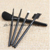 5PCS Black Makeup Brush Set с Diamond Spot Decoration (JDK-PSA226)