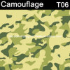 Автомобиль Camouflage Film 1.52*30m с Air Free Bubbles