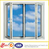 New Design PVC Window with Double Glazing Glass