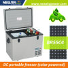 AC DC Portable Camping Mini Compressor Solar Fridge Freezer
