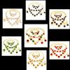 De nieuwe Juwelen van het Kristal van het Ontwerp die voor Vrouwen worden geplaatst