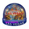 Palla di neve di plastica degli elementi promozionali dei regali del globo della neve