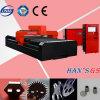 Boa qualidade e máquina de estaca de alta velocidade do laser de YAG