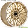 17inch 18inch車の合金の車輪はアルミニウムF1rの車輪に縁を付ける
