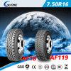 Todo el neumático de acero de la parte radial TBR (7.50R16-14)