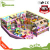 Corrediça plástica dos miúdos, campo de jogos das crianças de Outdoor&Indoor