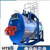 Dubbel Horizontaal Type 6 Ton 1.25 van Trommel MPa de Boiler van de Olie van het Gas