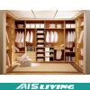 Caminata única del guardarropa del diseño del dormitorio en los armarios (AIS-W351)