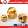 Ks B1026 Brass Hex Cap Nuts (m4~m39)