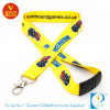 Kundenspezifisches Logo Brand Publicity Full Color Sublimation Printed Lanyards bei Factory Price