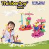 Het onderwijs Stuk speelgoed van Plasticpuzzle van Puzzels voor Jonge geitjes