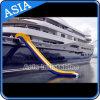 Trasparenza dell'yacht, trasparenza gonfiabile per gli adulti, trasparenza di acqua di galleggiamento dell'yacht gonfiabile