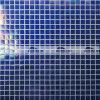 mosaico de vidro da piscina do azul de cobalto de 15X15mm (BGC601)