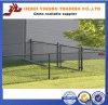 Fence-006 PVC покрытый, Горяч-Окунутая гальванизированная загородка звена цепи