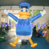Donald Duck Cartoon Inflatable Dancer 또는 Air Dancer