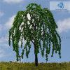 Geschraapte Wilg Wire voor Landscape. Model (gebeëindigde) Tree