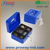 (mm) малая коробка наличных дег 125X95X60, портативная коробка деньг