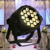Hot 18X10W 4in1 Effect Light pour Outodor Stage de mariage
