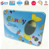 Metal por atacado Gift para Candy Cookie Biscuit Container Packaging