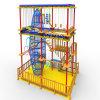 Campo de jogos interno da fibra de vidro feliz do entretenimento dos miúdos