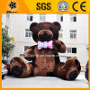 Grosser aufblasbarer Pelz-Teddybär (BMCD30)