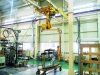 Brazo certificado Is09001-2008 de la maquinaria de la robusteza industrial del CNC, brazo por encargo del manipulante de la robusteza de soldadura con propia fábrica
