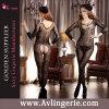 Douille sans couture Bodystocking (KS14-137) de 2015 femmes avec du charme la longue