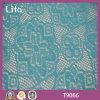 Tissu 100% de lacet d'impression de polyester de Lita