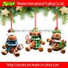 Ornamento decorativo dell'interno dell'albero di Natale dei 2016 regali di nuovo disegno