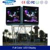 Quadro de avisos ao ar livre elevado do diodo emissor de luz do pixel SMD da definição 10mm