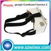 Vr Virtual Reality 3D Glasses Plastic Google Cardboard Version 2 2.0