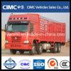 Sinotruk HOWO 336HP 8X4 Cargo Truck