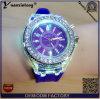Yxl700標識燈のシリコーンの腕時計夜ライトシリコーンの腕時計