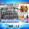 Machine de remplissage carbonatée de boisson de bouteille en plastique automatique