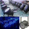 Diodo emissor de luz PAR 36 DJ Light do RGB 3W Indoor Stage