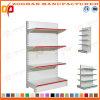 La fabbricazione ha personalizzato la scaffalatura di parete d'acciaio del negozio del supermercato (Zhs591)