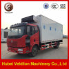Fresh Food를 위한 4X2 15mt/15ton Refrigerated Vehicle