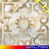 dekorative glasig-glänzende Fußboden-Fliese-keramische Wand-Fliese des Porzellan-600X600