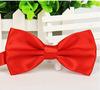 Decoration를 위한 Msd Simple Colorful Ribbon Bow Hair/Grosgrain Hair Bows