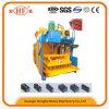 Máquina modelo del bloque de cemento 12A con de alto rendimiento