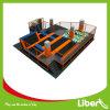 Centre d'intérieur de tremplin de mini basket-ball de Liben