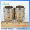 N52 de Permanente Sterke Magneten van de Ring D19xd5xh14