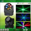 Todas las clases de venta al por mayor principal móvil de la luz de la viga de 7PCS LED