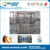 Llenado de agua mineralizada 5-10liter capsula Maquinaria
