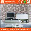 Diseño natural decorativo floral del papel de empapelar