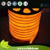 Luz de Néon Alaranjada da Corda do Cabo Flexível do Diodo Emissor de Luz com 2 Anos de Garantia